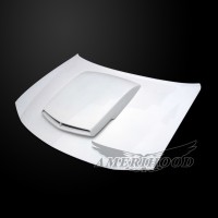 Dodge Charger 2006-2010 Type-TA Style Functional Ram Air Hood