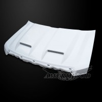 Ford F-150 2009-2014 Type-S Style Functional Ram Air Cooling Hood