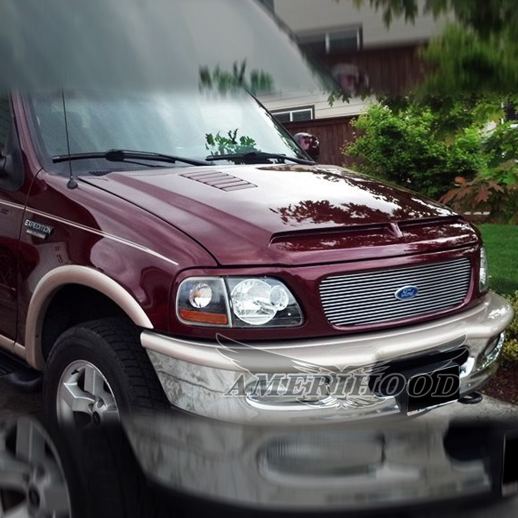 AmeriHood.com   Ford F-150 1997-2003 Type-E Style Ver. 2 ...