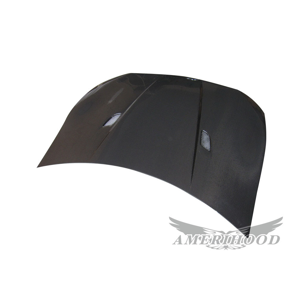 2019 Toyota 86: AMS Style Carbon Fiber Hood For 2017-2019