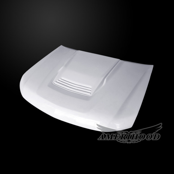 Chevrolet Colorado 2015-2020 Type-ZR2 Style Functional Heat Extraction Hood