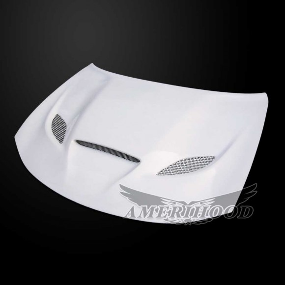 Dodge Charger 2015-2019 Type-HC Style Functional Heat Extractor Ram Air Hood