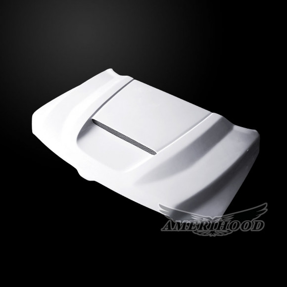 Dodge Ram 1500 2019-2020 New Body Style Type SRT Style Functional Ram Air Hood