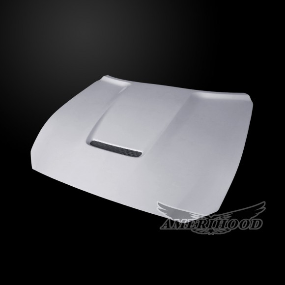 Ford Mustang 2015-2017 Type-GT3 Style Functional Heat Extraction Hood