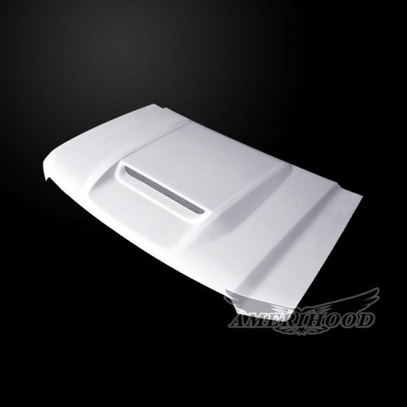 GMC Sierra 2500HD 2015-2019 Type-RS Style Functional  Ram Air Hood