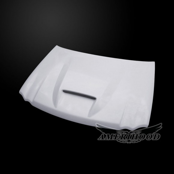 Jeep Grand Cherokee 2005-2010 SRT Style Functional Ram Air Hood