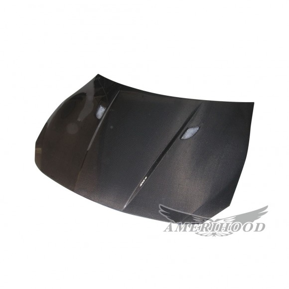 AMS Style Carbon Fiber Hood For 2012-2016 Scion Frs