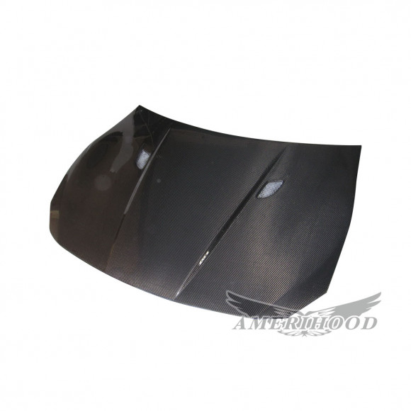 AMS Style Carbon Fiber Hood For 2017-2019 Toyota 86