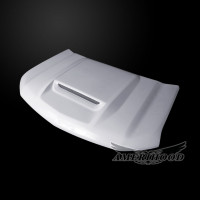 Chevrolet Silverado 1500 2019-2020 Type-RS Style Functional Ram Air Hood