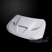 Dodge Durango 2011-2020 Type-HC Style Functional Heat Extractor Ram Air Hood