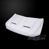 Ford F-150 2015-2020 Type-S Style Functional Ram Air Hood