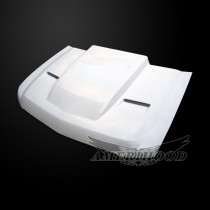 Chevrolet Avalanche 2007-2014 Type-CWL Style Functional Ram Air Hood