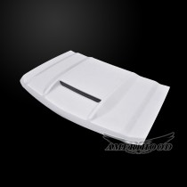 Chevrolet Silverado 1500 2014-2015 Type-RS Style Functional Ram Air Hood