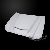 Dodge Charger 2011-2014 Type-RS Style Functional Ram Air Hood