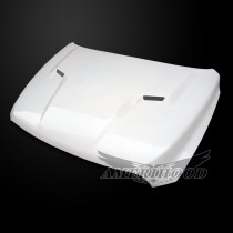 Dodge Ram 3500 2010-2018 Type-CLG Style Functional Ram Air Hood