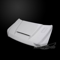 Ford F-150 2015-2019 SSK Style Functional Heat Extractor Ram Air Hood