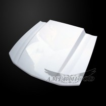 Ford Mustang Shelby GT500 2007-2009 3-Inch Cowl Style Functional Heat Extraction Hood