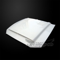 Ford Mustang 2013-2014 Type-SS Style Functional Heat Extraction Ram Air Hood
