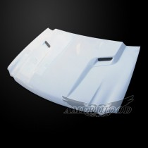 Jeep Grand Cherokee 2005-2010 CLG Style Functional Ram Air Hood