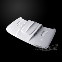 Jeep Renegade 2015-2019 Type-AGG Style Functional Heat Extraction Hood