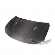 AMS Style Carbon Fiber Hood For 2011-2013 Scion tC