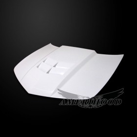 Chevrolet Camaro 2010-2013 Type-ZL1 Style Functional Heat Extractor Hood