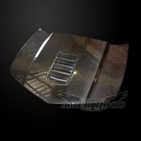 SS8 Style Carbon Fiber Hood For 2014-2015 Chevrolet Camaro SS