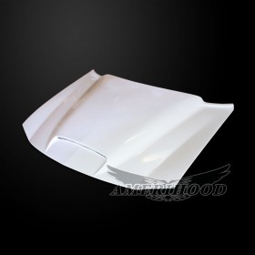 Dodge Charger 2006-2010 Type-BigBoss Style Functional Ram Air Hood