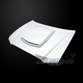 Dodge Charger 2011-2014 Type-TA Style Functional Ram Air Hood
