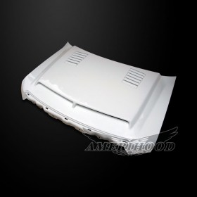 Ford F-150 2009-2014 Type-E Style Functional Heat Extractor Ram Air Hood