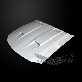 Ford Mustang 2005-2009 Type-3 Style Functional Heat Extractioni Ram Air Hood