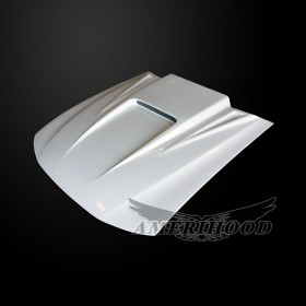 Ford Mustang 1999-2004 Type-5 Style Functional Ram Air Hood