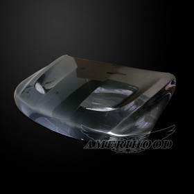 SRT Style Carbon Fiber Hood For 2011-2020 Jeep Grand Cherokee